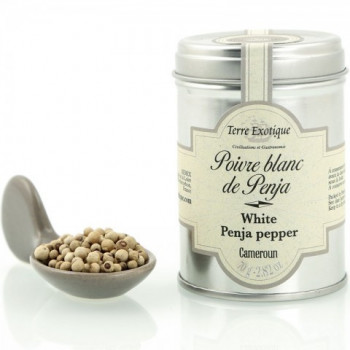 Poivre blanc de Penja