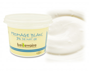 Fromage blanc 3% 50 cl