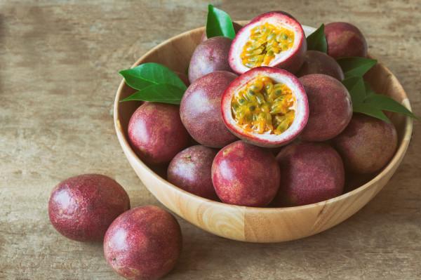 Fruit de la passion de la Réunion