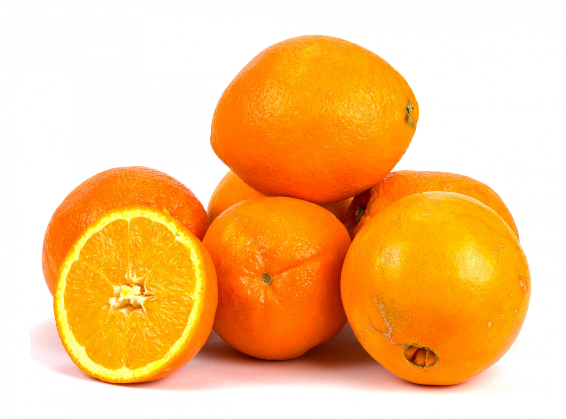 Orange Navel de Table